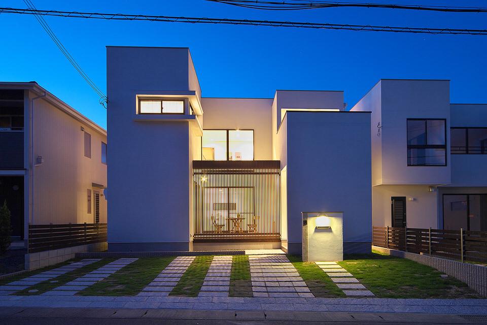 建築家の住宅設計。デザイン住宅・注文住宅のDEN …