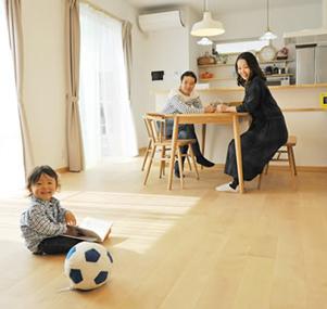 岡山県 I様邸の写真